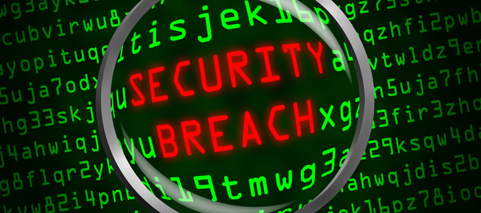 Employer Service Provider Security Breach