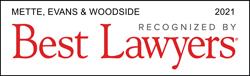 Mete, Evans & Woodside - Best Lawyers 2021