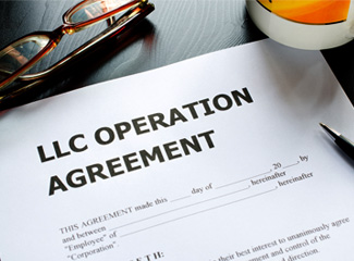 LLC-agreement-paperwork
