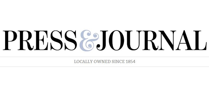Press & Journal Header