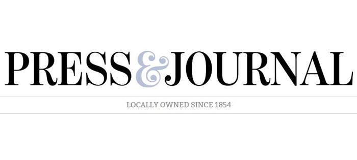 Press & Journal Header