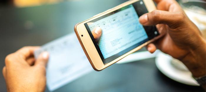 Mobile-Check-Deposit