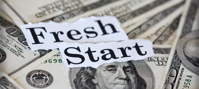 Bankrupty Fresh Start